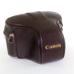 Canon AE-1 Futrola / Case