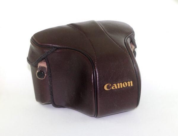 Canon AE-1 Futrola / Case