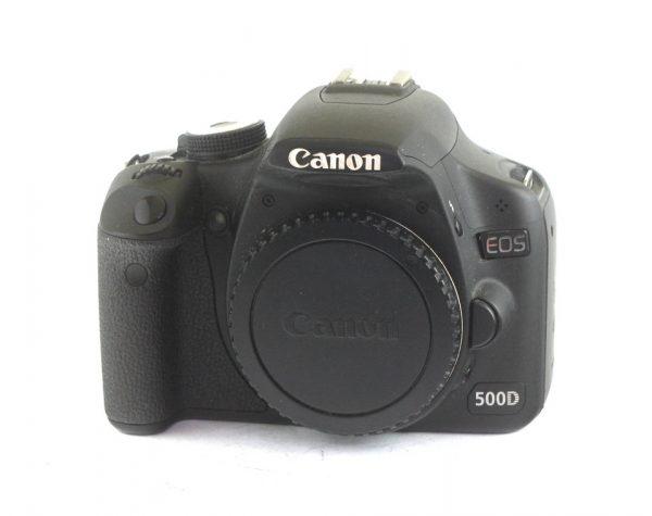 Canon EOS 500D (za servis ili delove)