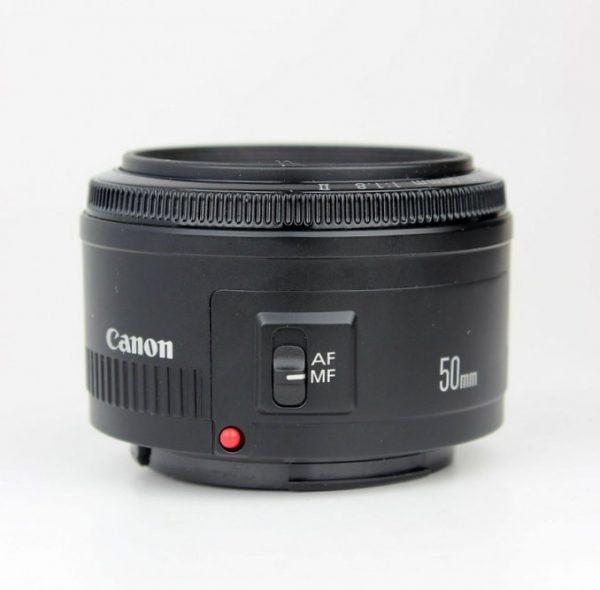Canon Lens EF 50mm f/1.8 II AF II
