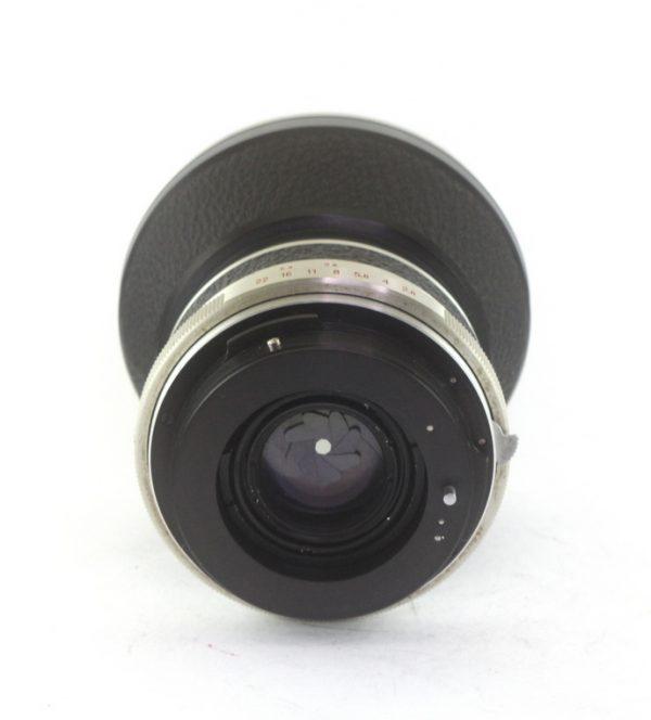 Carl Zeiss Jena Flektogon 65mm f/4,0 PSix Kiev 60, 6c