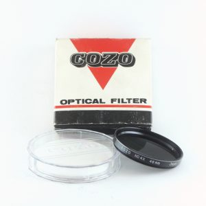 Coso (Japan) NDX4 filter 46mm