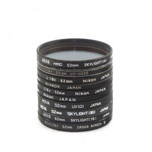 Filteri 52mm Razno - Nikon, Hoya, Vivitar