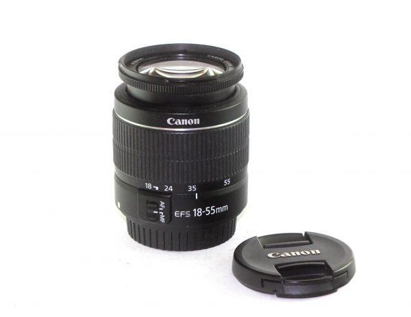 Canon Zoom Lens EF-S 18-55mm f3.5-5.6 AF III