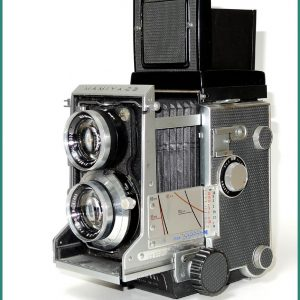 Mamiya C3 - Twin Lens Reflex Medium Format Camera