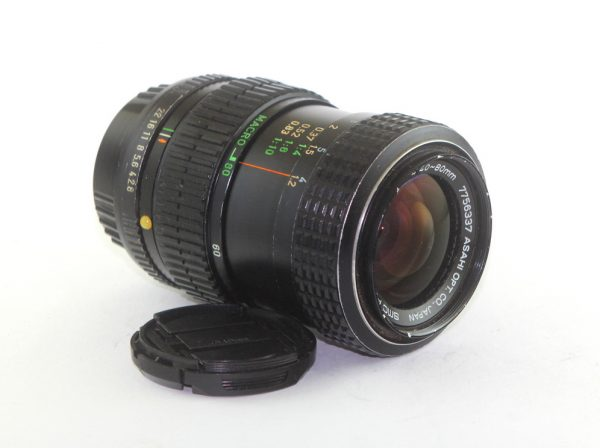 Pentax 40-80mm f2.8-4.0 PK - 1