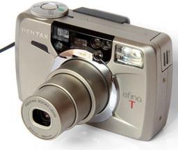Pentax Efina T APS Zoom Camera