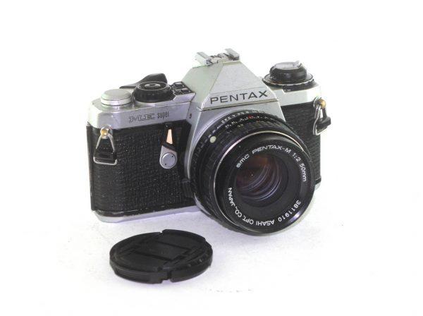 Pentax ME Super + Pentax SMC A 50mm f/2.0 PK