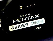 Pentax Motor Winder MX