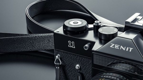 Zenit 11 (Crno telo) + Helios 44-4 58mm f2,0 M42 2