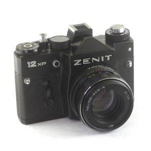 Zenit 12xp + Helios 44M-4 58mm f/2.0 M42 New