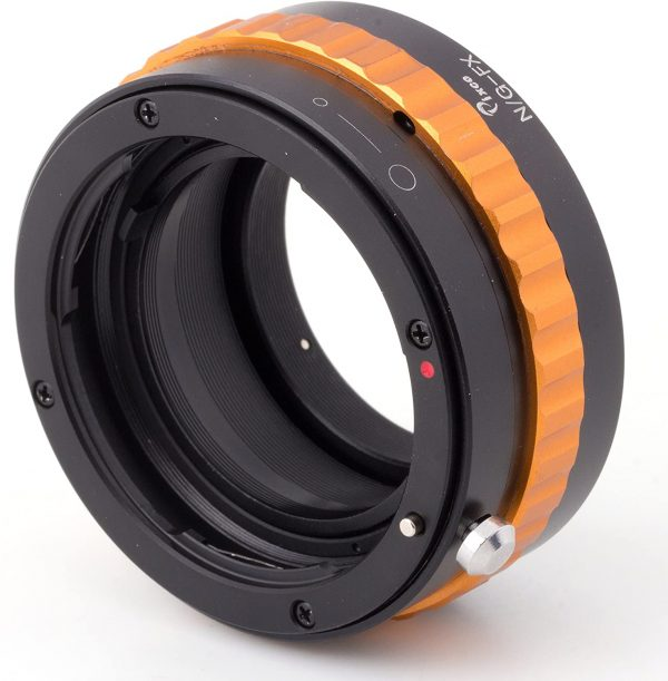 Pixco Adapter Nikon G - Fuji FX