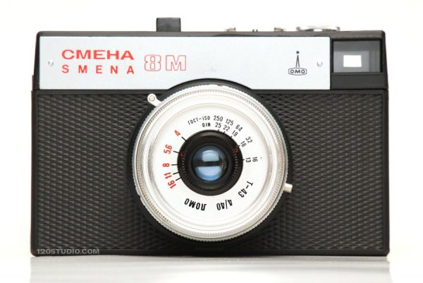 Lomo Smena 8M Film Camera