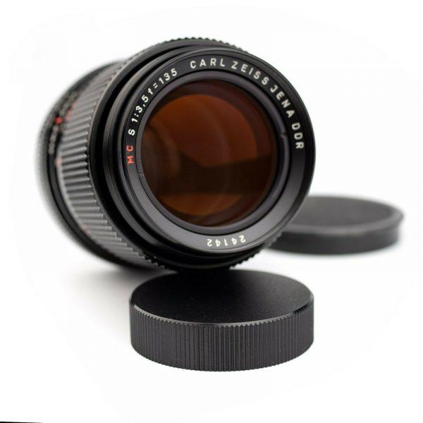 Carl Zeiss Jena MC Sonnar 135mm f3.5 M42