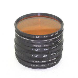 Filteri Foto Razni fi 67mm