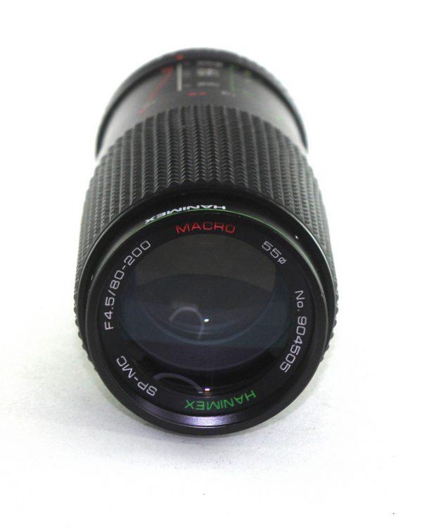 Hanimex SP-MC 80-200mm f/4.5 Macro M42
