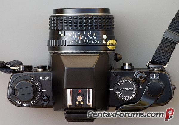 Pentax LX Beojcanik original