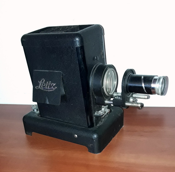 Leitz VIIIs Slide (Dia) Projecor Vintage