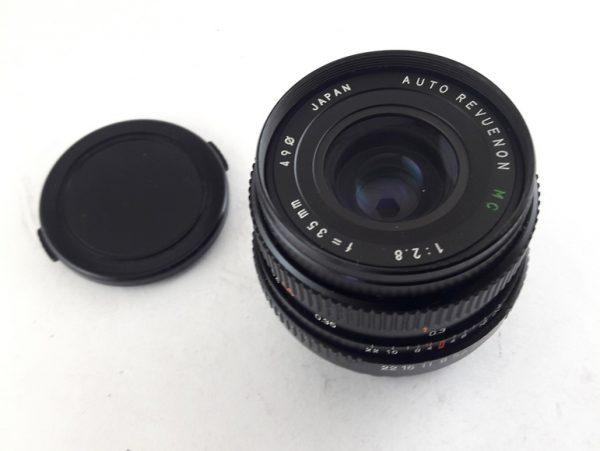 Auto Revuenon MC 35mm f/2,8 PK