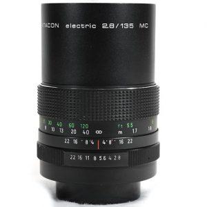 Pentacon Auto 135mm f/2.8 Multi Coating M42