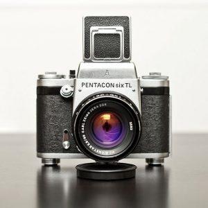 Pentacon Six TL + Biogon MC 80mm f/2,8