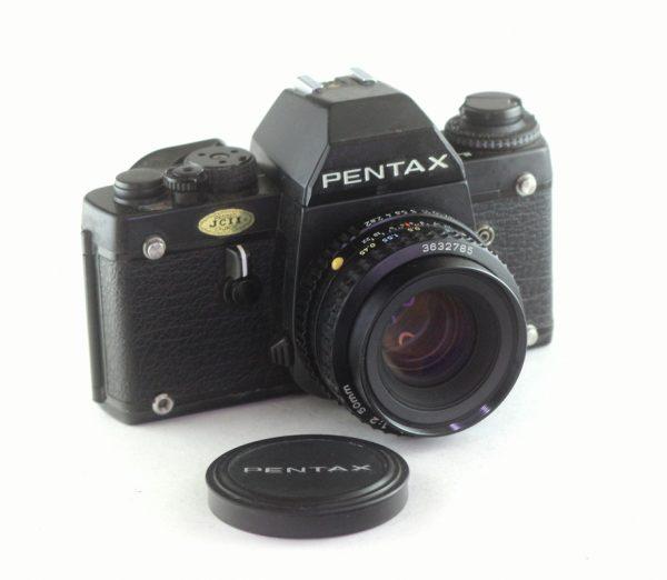 Pentax LX / SMC Pentax A 50mm f/2,0 PK
