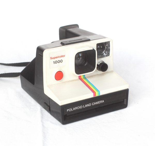 Polaroid Land Camera 1000 II