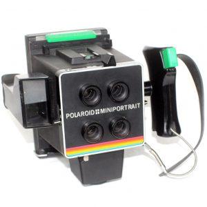 Polaroid Mini Portrait Passport Photo Instant Camera