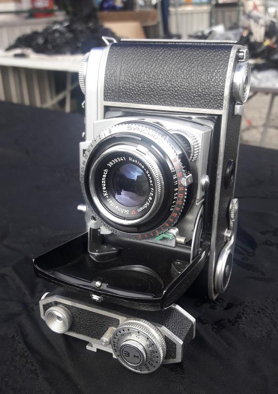 Kodak Retina Ib Schneider Kreuznach Retina Xenar 50mm f/2,8
