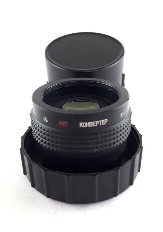 Ruski Teleconverter MC K-1 2X M42