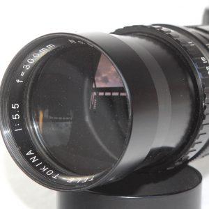 Tokyo Koki Tele Tokina 300mm f/5.5 EXA