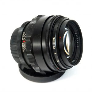 Jupiter - 9 85mm f/2.0 Navoj M42
