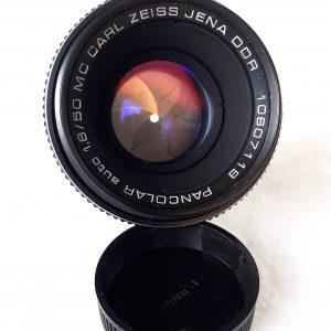 Carl Zeiss Jena Pancolar MC 50mm f/1.8 M42