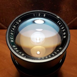 Super Weistar - DM 135mm f2,8 M42