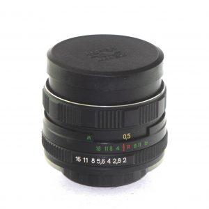 Helios 44M-4 58mm f/2.0 M42