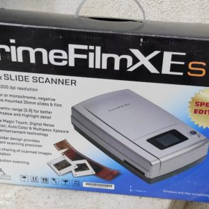 Pacific Image Prime Film XEs super edition Film Scanner
