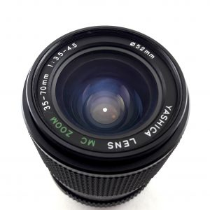 Yashica Lens MC Zoom 35-70mm f/3.5-4.5