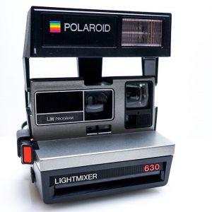 Polaroid Land Camera Lightmixer 630